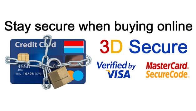 3D-Secure – Servicii complete