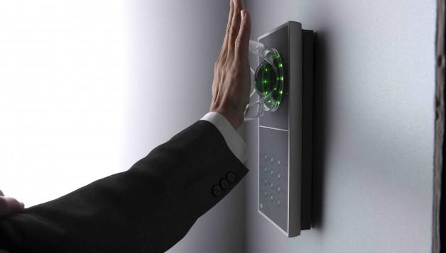 Autentificare biometrică